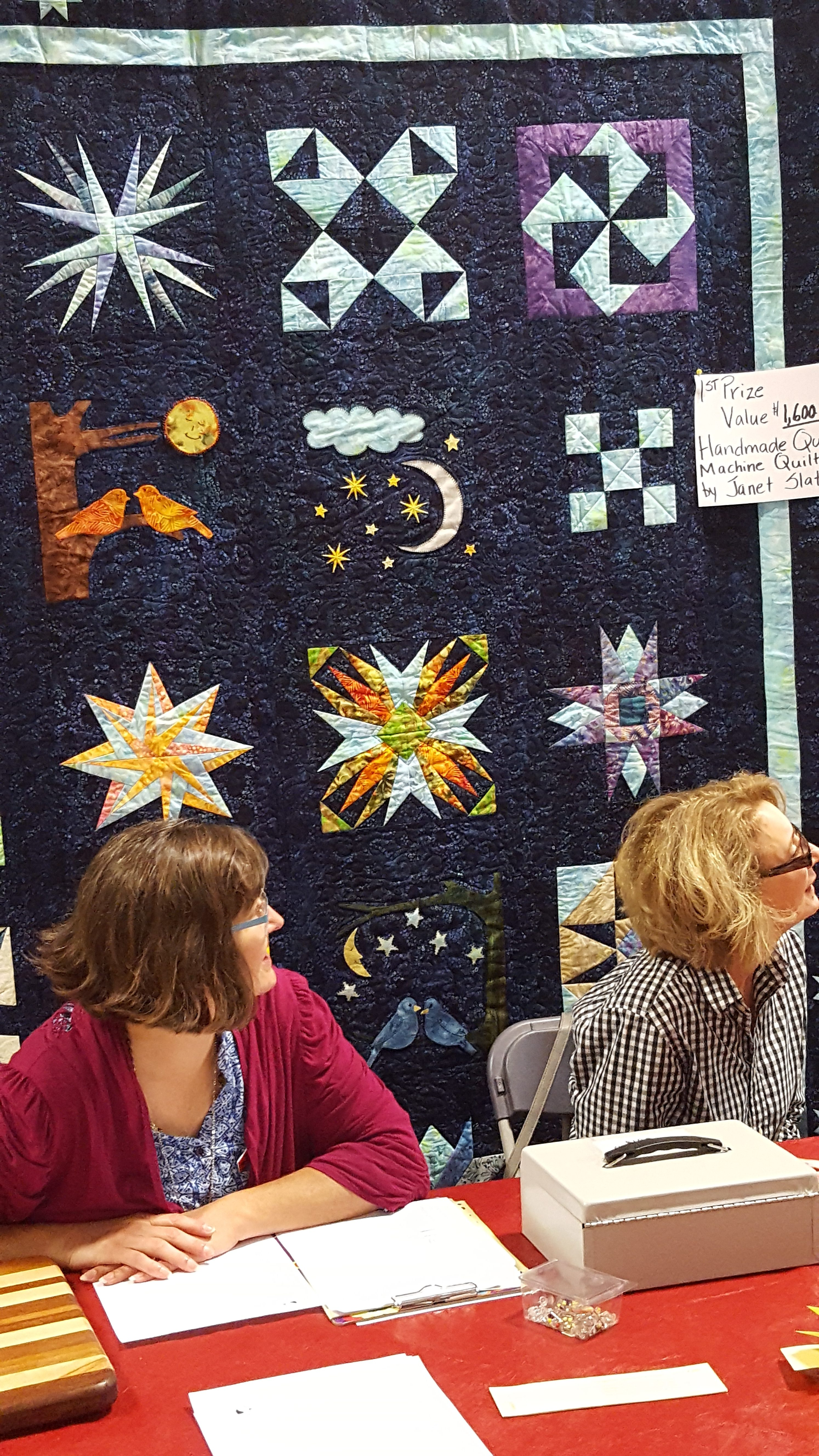 Orangeville Agricultural Society Quilt