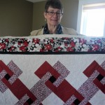 Darlene - Love Links Quilt