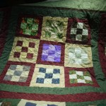Mary's Quilt Front