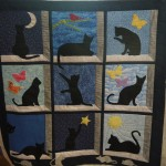 Shadow Cat Quilt