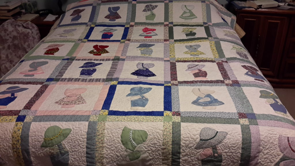 Heather's quilts